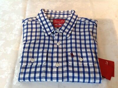 Boys Thomas Cook Shirt - Size 12 NWT