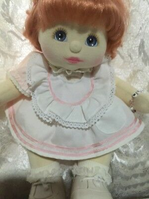 my child doll Red Head