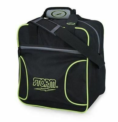 Storm Solo Single Lime, Grey & Black Tenpin Bowling Bag