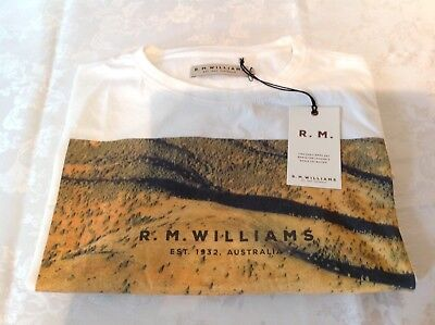 Mens R M Williams T-Shirt - Size XL NWT