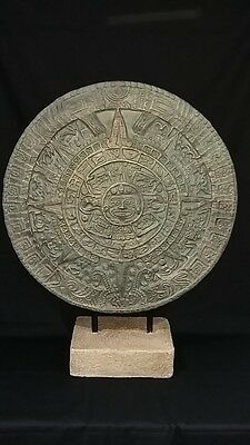 Inca Ornamental Large Sun Sculpture