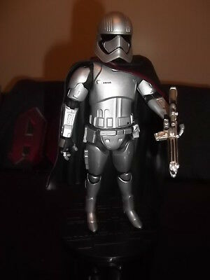"Star Wars 6"" Elite Series Die-Cast Figure CAPTAIN PHASMA DELUXE Force Awakens"