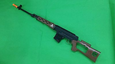 SVD toy gun prop red army Dragunova reenactment vietnam war soviet sniper kgb