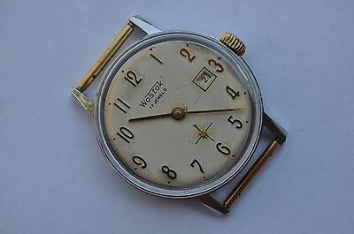 Vintage USSR Russian Wristwatch Wostok Vostok CAL. 2605 (SERVICED).[098]