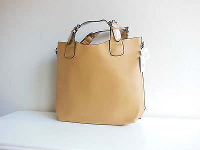 Ladies Brown Tote/Shopper Bag - NWT