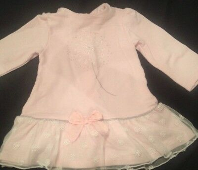 Mayoral Baby Girl Dress 3-6 Months