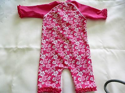 Minni Club Baby Girls Swimming Costume 18-24months