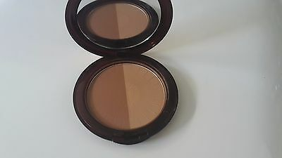 Artdeco Bronzing Powder Puder Compact long lasting Bäunungspuder