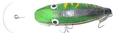"""Marz Cod """"Deep Special"""" grooved timber lure"""