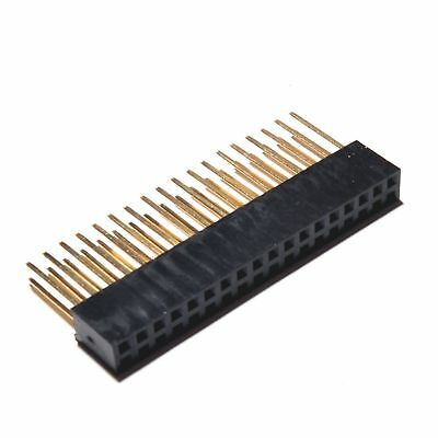 2*18P stackable header for Arduino MEGA Pack of 20