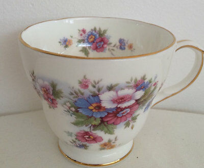 Duchess China Orphan Rosemary pattern Teacup from the 1960s