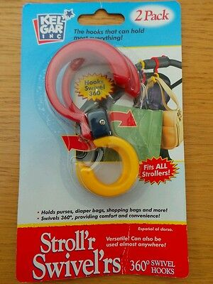Stroll'r Swivel'rs 2 pack