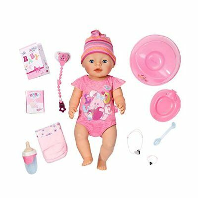 BABY Born Interactive Girl Doll And Accessories