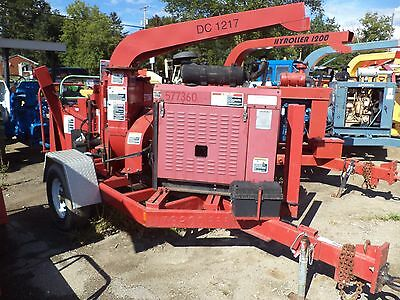2007 Altec  17 Chipper  Cat  Diesel ,hdy Feed, Low Hours, One  Qwner!!!!