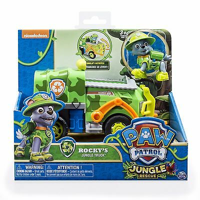 Paw Patrol Rocky's Jungle Rescue (works with Paw Patroller)