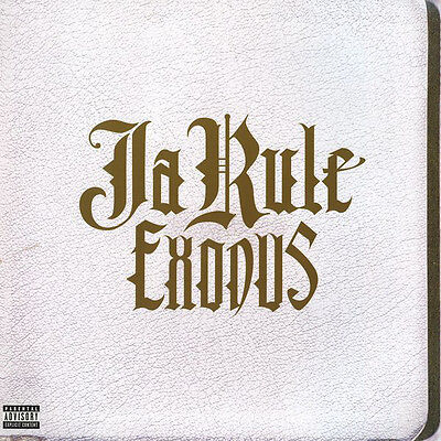 Ja Rule ‎– Exodus Vinyl LP 2005 Original Rare