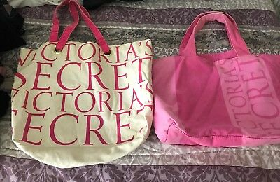 Victoria's Secret Totes Lot .99 Cents