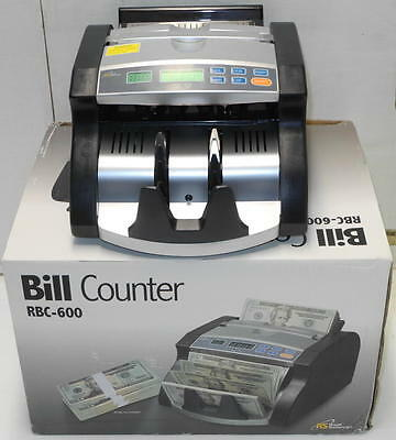 Royal Sovereign RBC-600 Currency Bill Counter