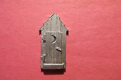 Pewter Outhouse Flat