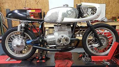 1979 BMW R-Series  1979 BMW R100 Cafe racer project