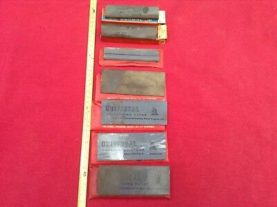 A Job Lot of Sharpening Stones in Boxes & Sleeves. Ideal For Gouges.