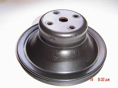 Mercruiser/OMC -- 2.5L/3.0L/140/120  Water Pump Pulley -- #3927797AF -- CLEAN!!!