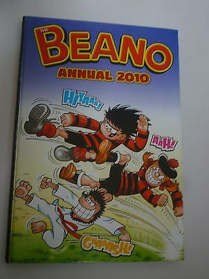 Beano Annual 2010 Hardback Book DC Thomson Comics