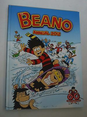 Beano Annual 2012 Hardback Book DC Thomson Comics