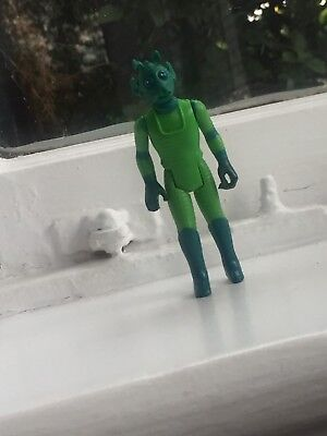Star Wars Greedo Figure 1978 Vintage