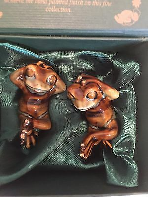 Golden Pond Collection Two Frogs