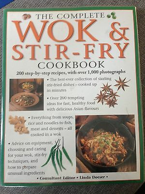 Complete Wok & Stir Fry Cookbook by Ingram (Book, 1999)