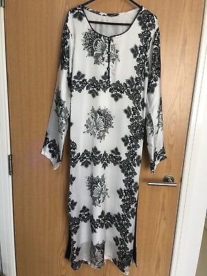 New Indian Pakistani Kameez Kurta Stitched Size Large