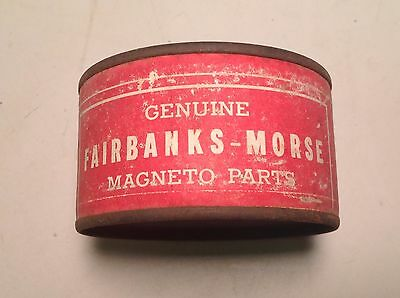 Vintage Fairbanks Morse Magneto Parts G2454 Stationary Bracket Point Engine