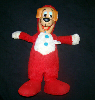 Vintage 1959 Huckleberry Hound Toy Stuff Animal Knickerbocker Old 18 Inches