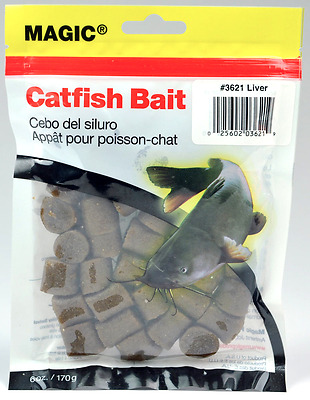 Magic Products Brown Catfish Liver Bait Food Attractant 3621