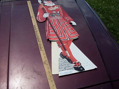Beefeater Gin Paper Stand Up Ad  Display