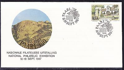 South Africa 1987 - National Philatelic Exhibition Souvenir Cover - Unaddressed