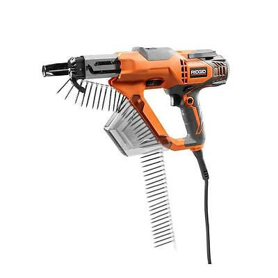 RIDGID Drywall and Deck Collated Screwdriver R6791 Corded
