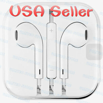 New OEM Generic Earphones Earbuds For Apple iPhone 6/ 6 plus/ 6s/ 6s plus/ 5