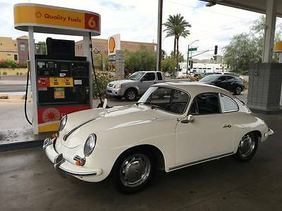 1964 Porsche 356 C Coupe Beautiful Porsche 356C Coupe with amazing outlaw 912 Engine.  Low Reserve