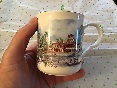 Ringling museum of art Sarasota Florida collector mug