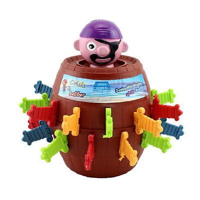 Girl Party Game Novelty Boy Pirate Bucket Gift Hot Adult Kids Vent Toys