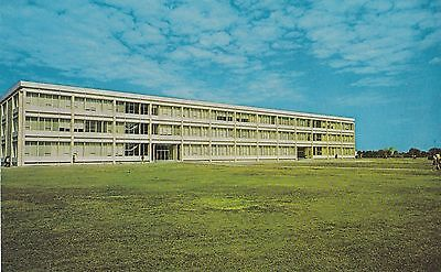 Vintage 1968 LSUNO Postcard New Orleans, La. - FREE SHIPPING