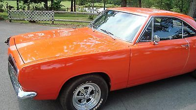1969 Plymouth Barracuda S COUPE MIX 1969 PLYMOUTH BARRACUDA