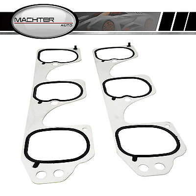 Inlet/intake Manifold Gasket For Holden Commodore Vz Ve Vf V6 3.6 Alloytec 04-13