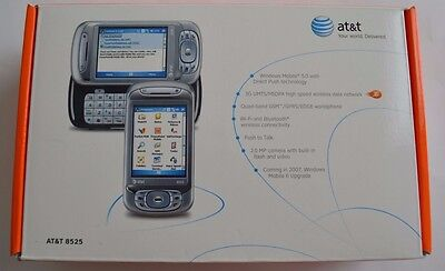 AT&T Cellphone Silver 8525