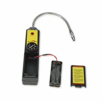Portable Halogen Gas AC Freon Refrigerant Leak Detector for Air Conditioner