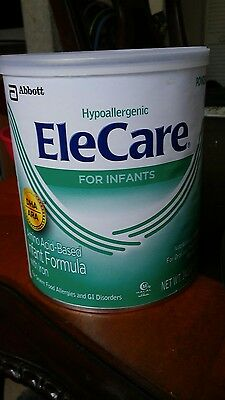 9 cans of EleCare for Infants