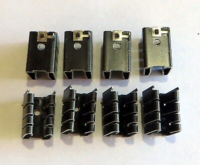 10pcs AAVID THERMALLOY  PF436G  Heat Sink, TO-220, TO-220, 25 °C/W, 13 mm, 12.7