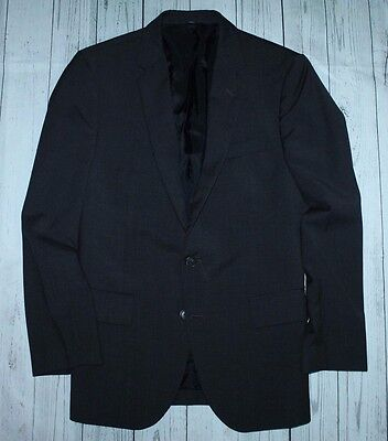 Men's J.Crew 2-btn Thompson suit jacket with double vent in gray-40s